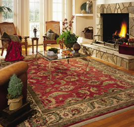 Cleaning your rug at a low cost
