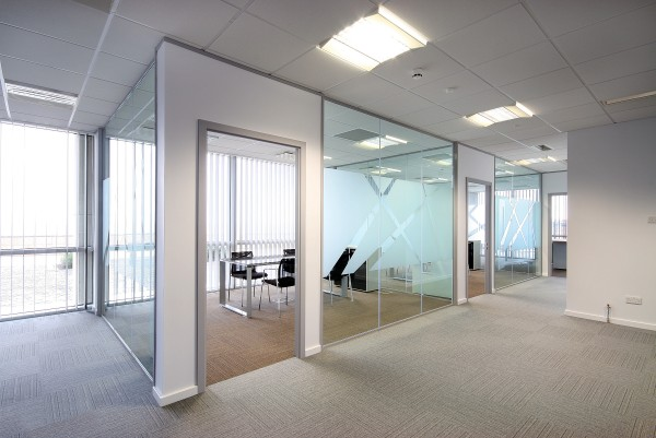 Modern Office Commercial Carpet Cleaning