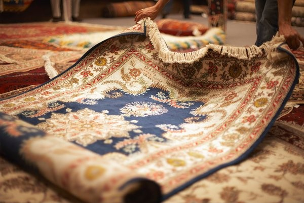 Professionally Cleaned Oriental Rugs and Area Rugs