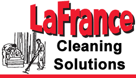 LaFrance Cleaning Solutions Logo
